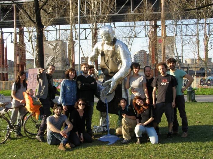 Rivereyes Parco Dora_foto di gruppo