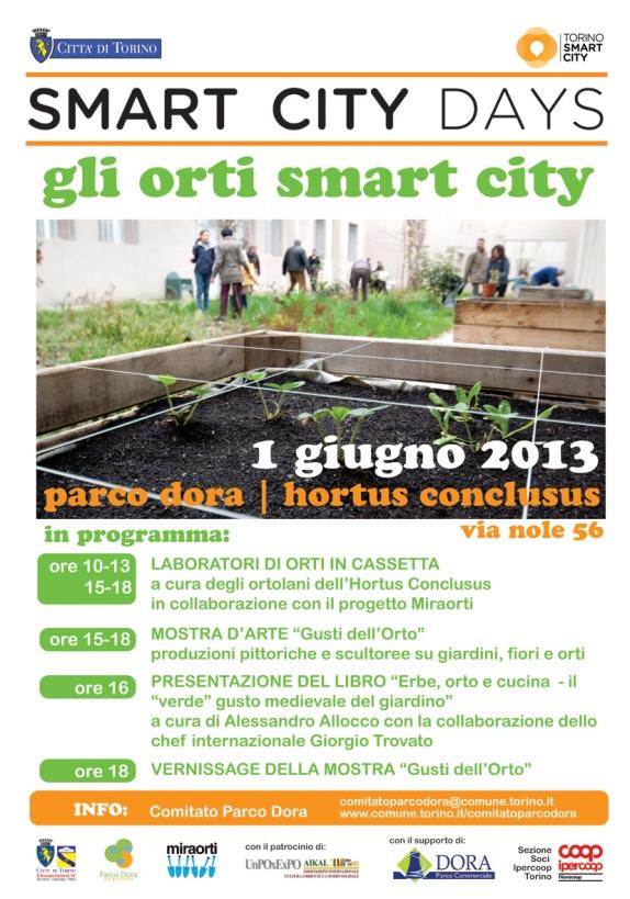 gli orti smart city