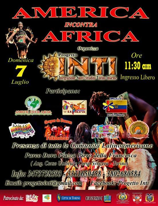america latina incontra africa