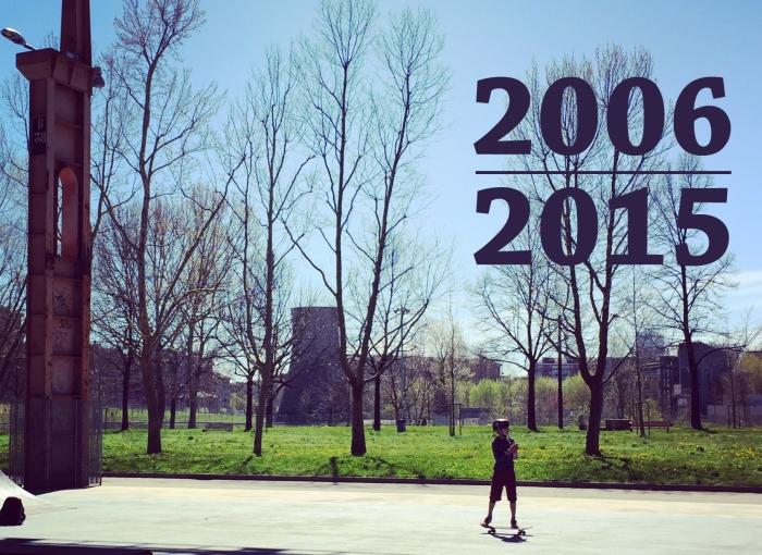 parco dora 2006 2015